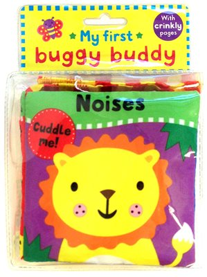 Book cover for My First Buggy Buddy: Noises